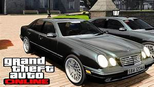 1997 Mercedes Benz E420 Hamann Gta 4