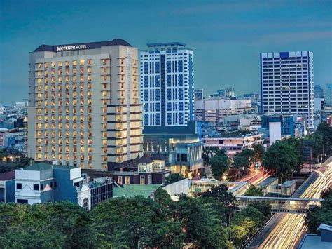 Mercure Jakarta Kota In Jakarta