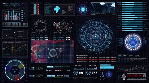 Scifi Interface Hud By Baevs Videohive