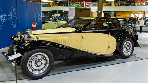 It's not a real car. The triumph and tragedy of Jean Bugatti in three and a ...