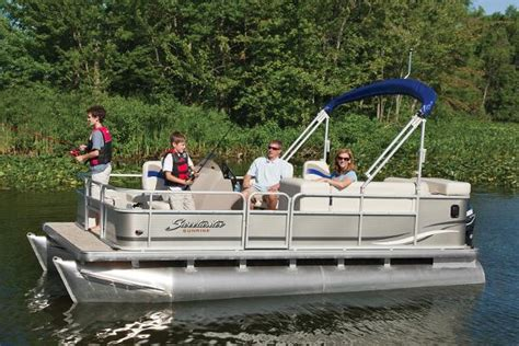 Pontoon Boats June Lake by Sweetwater 186 F Pontoon Boats New In Lake Placid