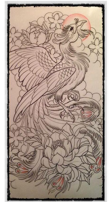 phoenix drawing ideas  pinterest