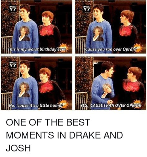 Drake Josh Memes - drake and josh meme oprah www pixshark com images galleries with a bite