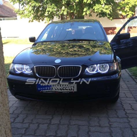 bmw  angel eyes led  halo rings drl