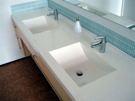 white concrete countertop 9 exles of concrete countertops done right designcast