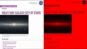 Universe Discovery Guide For September  Milky Way Galaxy
