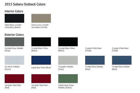 subaru legacy paint colors 2015 subaru outback colors paint coloring for your