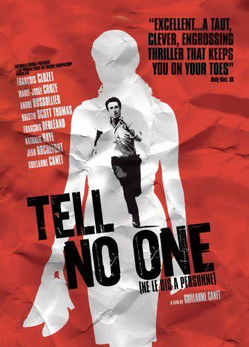 Netflix Instant Pick 'tell No One'  Ellensburg Film Festival