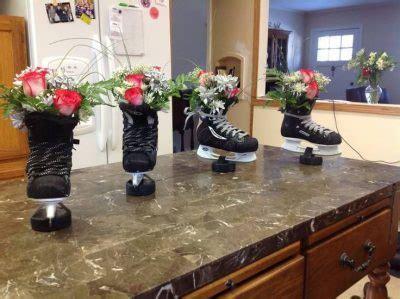 diy hockey mom crafts  pinterest