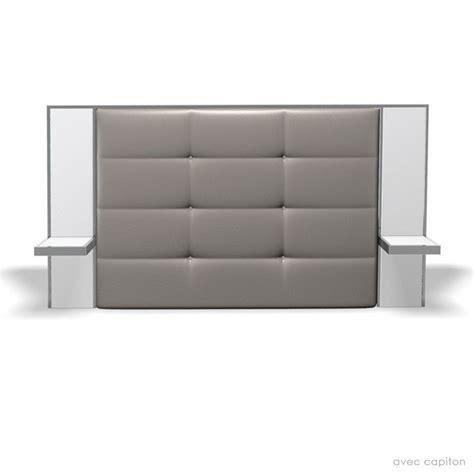 tete de lit bureau tête de lit et chevet laetitia lit 140