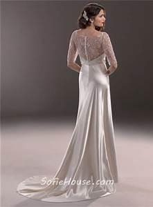 hollywood glamour sheath sweetheart satin wedding dress With hollywood glamour wedding dress