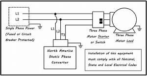 Static Phase Converter