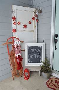50, Amazing, Front, Porch, Winter, Decoration, Ideas, You, Must, Apply, This, Year