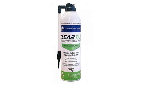 Clear Out Probiotic Drain Foam Control Fruit Flies   BUY ...