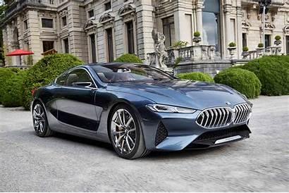 Bmw Concept Coupe Gran Automobile Electric Magazine