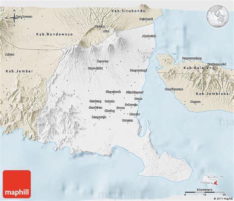 classic style  map  kab banyuwangi