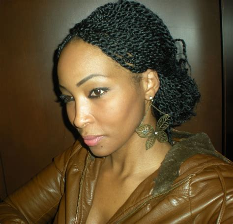 kinky twist hairstyles beautiful hairstyles