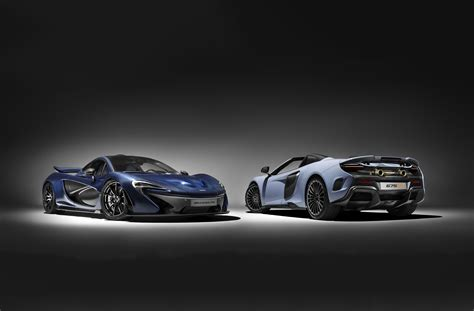 mclaren lt spider  special operations treatment