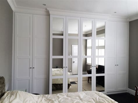 Modern Fitted Wardrobes  Fitted Wardrobes Ideas Smart