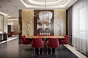 Strikingly, Dining, Room, Designs, With, Modern, And, Contemporary, Interior, Ideas