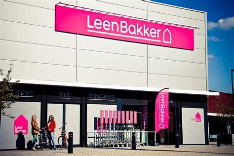 nieuw winkelconcept voor leen bakker marketingtribune design