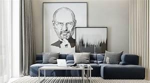 Wohnzimmer Bilder Modern : stunning moderne kunst wohnzimmer gallery ~ Lateststills.com Haus und Dekorationen