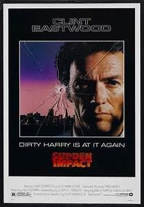 Sudden Impact 1... Inspecteur Harry Quotes