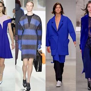 Bleu De Klein : les couleurs tendances de l 39 automne hiver 2014 2015 l ~ Melissatoandfro.com Idées de Décoration