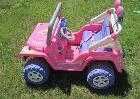 power wheels jeep 90s here 39 s why no toy could inspire more jealousy than a