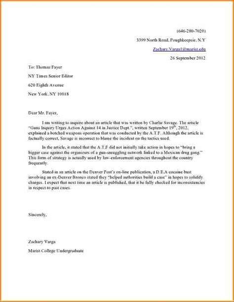 image result  letter  editor format formal letters