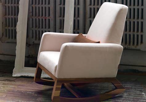 modern nursery joya rocker chair contemporary rocking