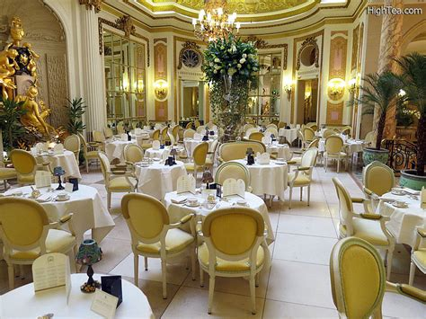 Afternoon Tea at The Ritz London (in Pictures