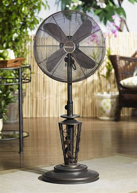 umbrella with fan and mister outdoor fans 2017 grasscloth wallpaper