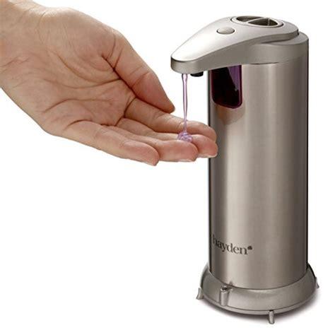 original haydena premium automatic touchless soap dispenser perfect  bathroom