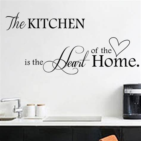 stickers cuisine design diy wall stickers home decor kitchen decal home