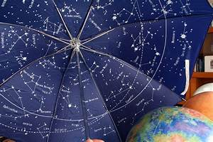 The Night Sky - Star Map