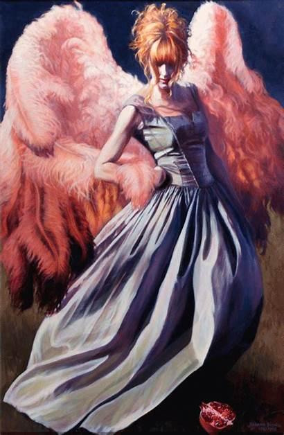 Angels Touch Angel Joanna Heaven Among Heavenly