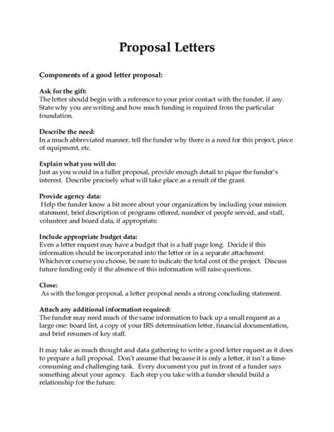 The Structure Of A Agency Letter – Perfect Resume Format