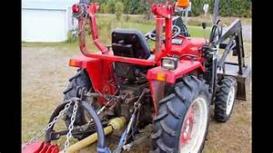 28hp Jinma Tractor With Front End Loader