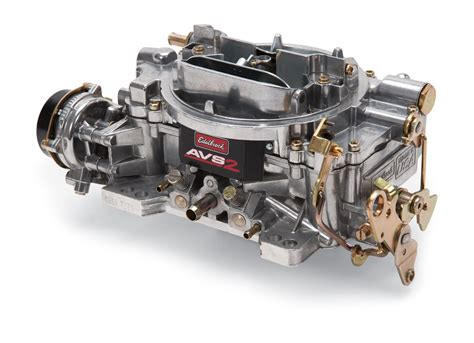 Mad Max Engine Diagram by Edelbrock S Avs Ii Carburetor Improving Response And