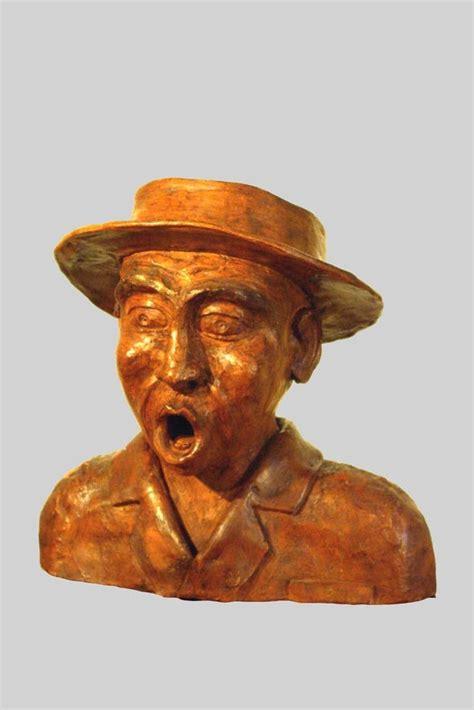 sculpture letonnement