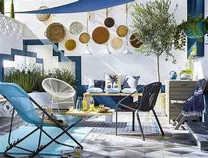 Salon De Jardin Exterieur : dcoration de jardin elle dcoration en 2019 pour le jardin ~ Melissatoandfro.com Idées de Décoration