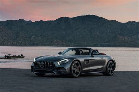 2018 Mercedesamg Gt And Gt C Roadster First Drive Review
