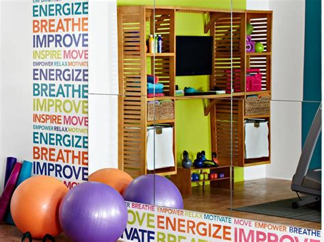 Best Collection Of Wonderful Home Gym Ideas