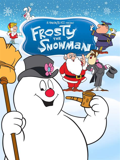 Frosty The Snowman Tv Show News Videos Full Episodes