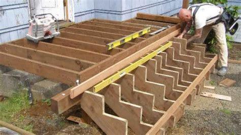 building deck stairs wonderful woodworking