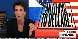 Rachel Maddow Explains Why Yesterday's Mike Flynn News Is ...