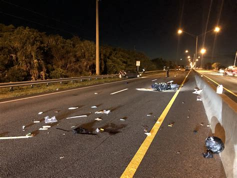 Motorcyclist Dead In Crash On Courtney Campbell Causeway