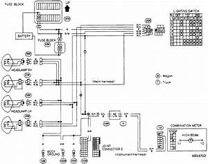 Wire Diagram 1992 Nissan Hardbody