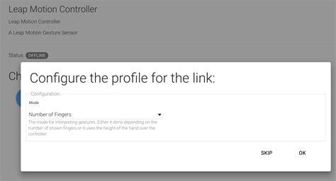 profile settings paper ui items sitemaps openhab community